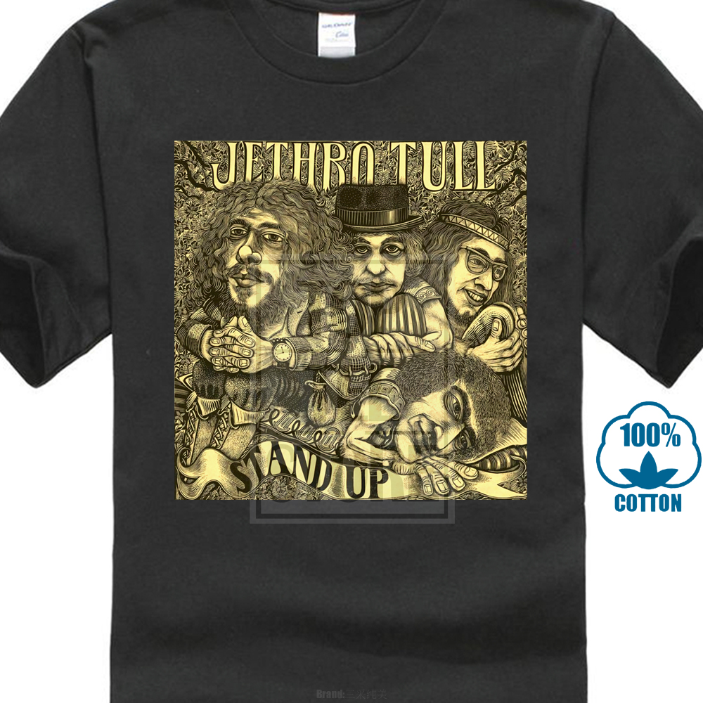 Aqualung 1971 Natural T-Shirt sizes S-5XL 100/% Cotton Jethro Tull