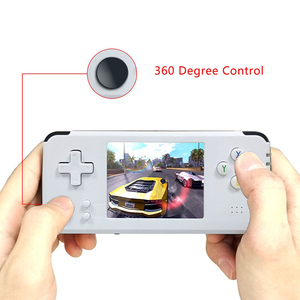 Image 2 - GAMEPZZY  RS97 Retro Game Console opending system 64bit 3.0inch Portable Handheld Game Player 360 Degree controller