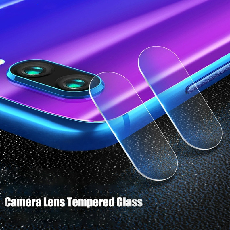 Camera Phone Lens Screeen Protector For Huawei P20 Pro Full Cover Case Bumper Accessories for Hua Wei Honor 10 P20 Lite Honor10(China)