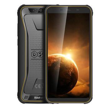 Купить Смартфон Blackview BV5500 Plus, Android 10,0, IP68 водонепроницаемый, прочный, 3 ГБ 32 ГБ, полный экран 5,5 дюйма, 4400 мАч, 4G, nfc мобильный телефон