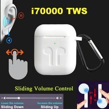 i70000 tws Bluetooth Earbuds Wireless Earphone Pk i12 i60 i200 i500 i1000 i9000