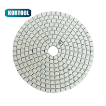 Wet/Dry Diamond Polishing Pads Grinding Discs Round Shape For Granite Stone Concrete Marble Polish