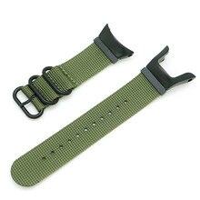 Suunto 5 Smartwatch 용 Wtitech 교체 용 스트랩 나일론 시계 밴드 팔찌