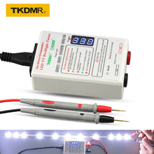 TKDMR GJ2C Output 0 330V LED lamp beads Backlight Tester Tool Smart Fit Voltage for All Size LCD TV Don t disassemble the screen