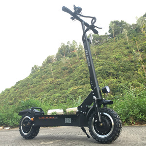 U.S. Stock 11inch wheels Electric Scooter 60V/3200W Strong Power fat tire electric kick scooters for adults EU stock scooters