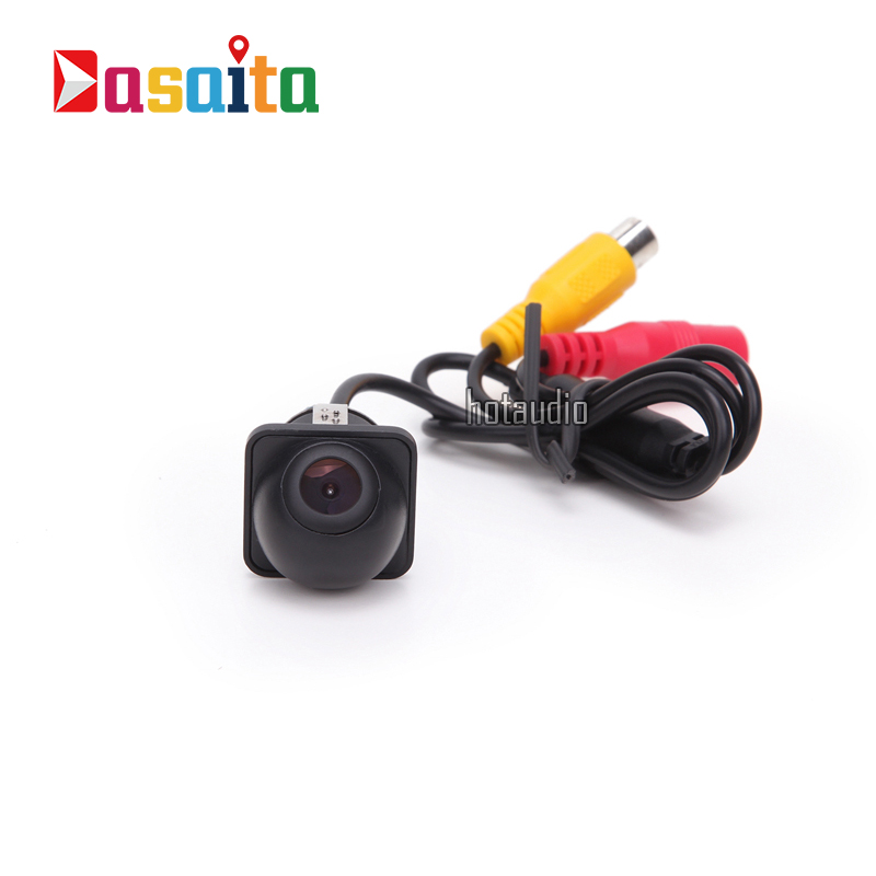 CCD Car Reverse Camera for Universal Punch Mushroom Head Backup Reversing Review Parking Kit Monitor Sensor Free Shipping image