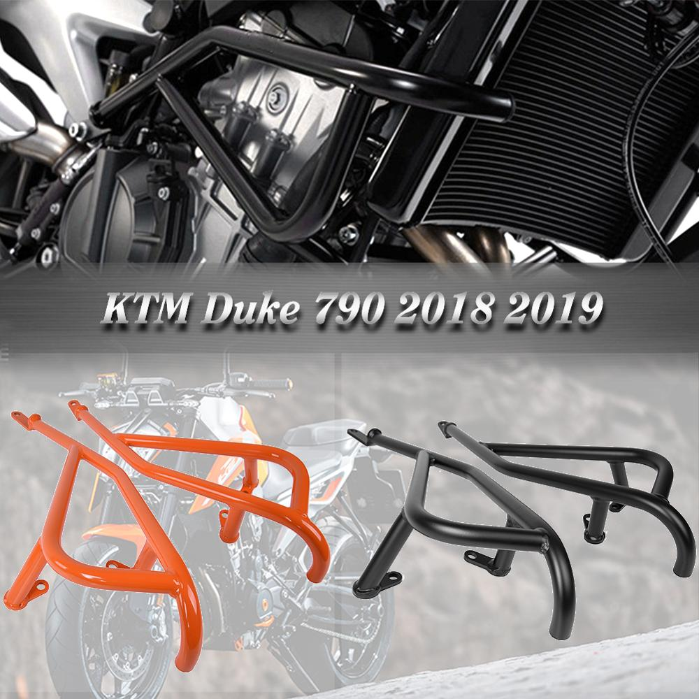 Motorcycle Engine Case Guard Cover Sliders Protector For KTM Duke 790 2018-2019