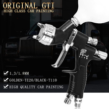 Gun Spray-Gun T110 Golden-Painting TE20 Pro-Lite Professional High-Quality Gti Water-Based
