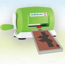 Kreative Kunststoff Papier Schneiden Präge Maschine Praktische DIY Handwerk Gestanzte Maschine Handwerk Scrapbooking Album Schneiden Werkzeuge