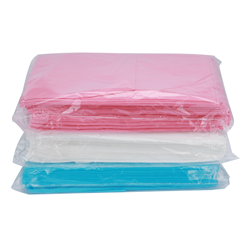 10PCS Nonwoven Bedsheets Massage Bed Cover Pads Disposable SPA Salon Bed Cover Bed Sheets Health Care Accessories