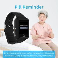 Elderly Smart Watch Phone SOS Anti lost 4G Heart Rate Blood Pressure Monitoring Smart Bracelet GPS+LBS+WiFi Kids Watch Tracker