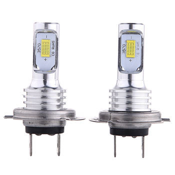 2 sztuk H4 H7 H11 H16 ledowa żarówka do reflektorów 12V 80W wysokiej mocy światła przeciwmgielne światła samochodowe LED reflektor 6000K żarówki rozświetlające do samochodu tanie i dobre opinie CN (pochodzenie) 12 v 6000 k LED fog lights