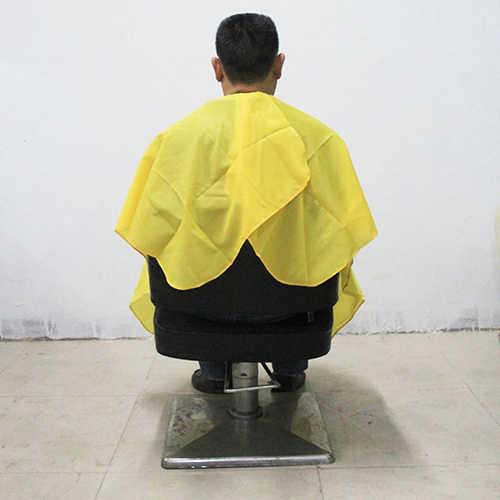 男性 'S の女性' s のサロン理髪美容師ヘアカット防水布ガウン岬この岬で使用することができヘアサロンや自宅で。