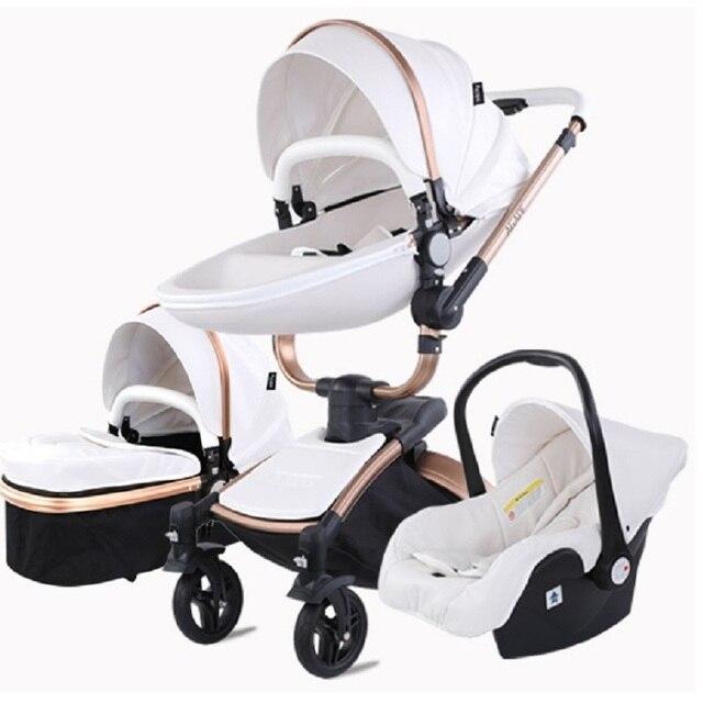 Strollers Baby 3 in 1 Newborn  1