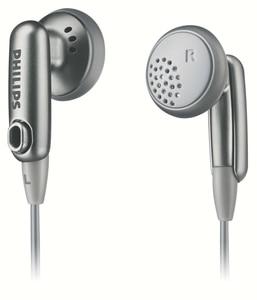Image 1 - Philips SHE2610 earphone  earplug type change cover walkman MP3 player CD tablet computer mobile phone