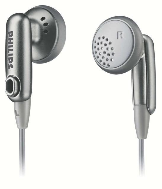 فيليبس SHE2610 سماعة الأذن نوع تغيير غطاء وكمان مشغل MP3 CD اللوحي الهاتف المحمول