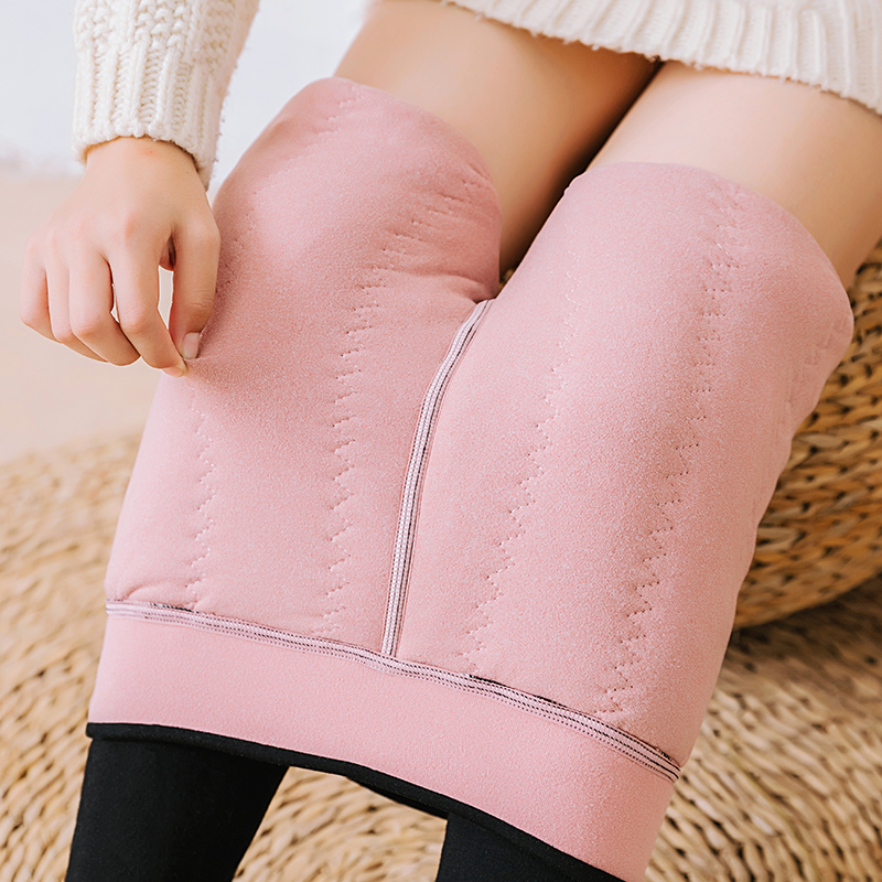 Winter Leggings For Girls Three-layer Thicken Legging For Girls Leggings Children Elastic Pants Winter Clothes Girl 8 To 14 Yrs