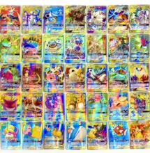 2020 New Pokemones card Vmax card GX tag team EX Mega shinny card Game Battle Carte Trading TAKARA TOMY Cards Children Toy