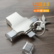 3 In 1 USB 3.0 OTG Adapter USB A To Micro USB/Type C/8 Pin Converter Mouse U Disk Data Converter For iPhone iOS 13 Above