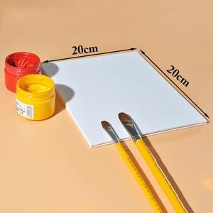 Panels Painting Canvas-Board Artist-Quality 12PCS Lightweight Acid-Free