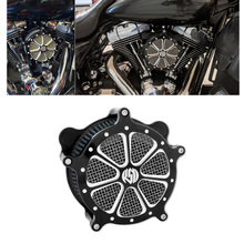 RSD Motorcycle Air Filters Cleaner Filter CNC Crafts For Harley Touring Street Glide Road King Sportster 883 1200 Softtail Dyna