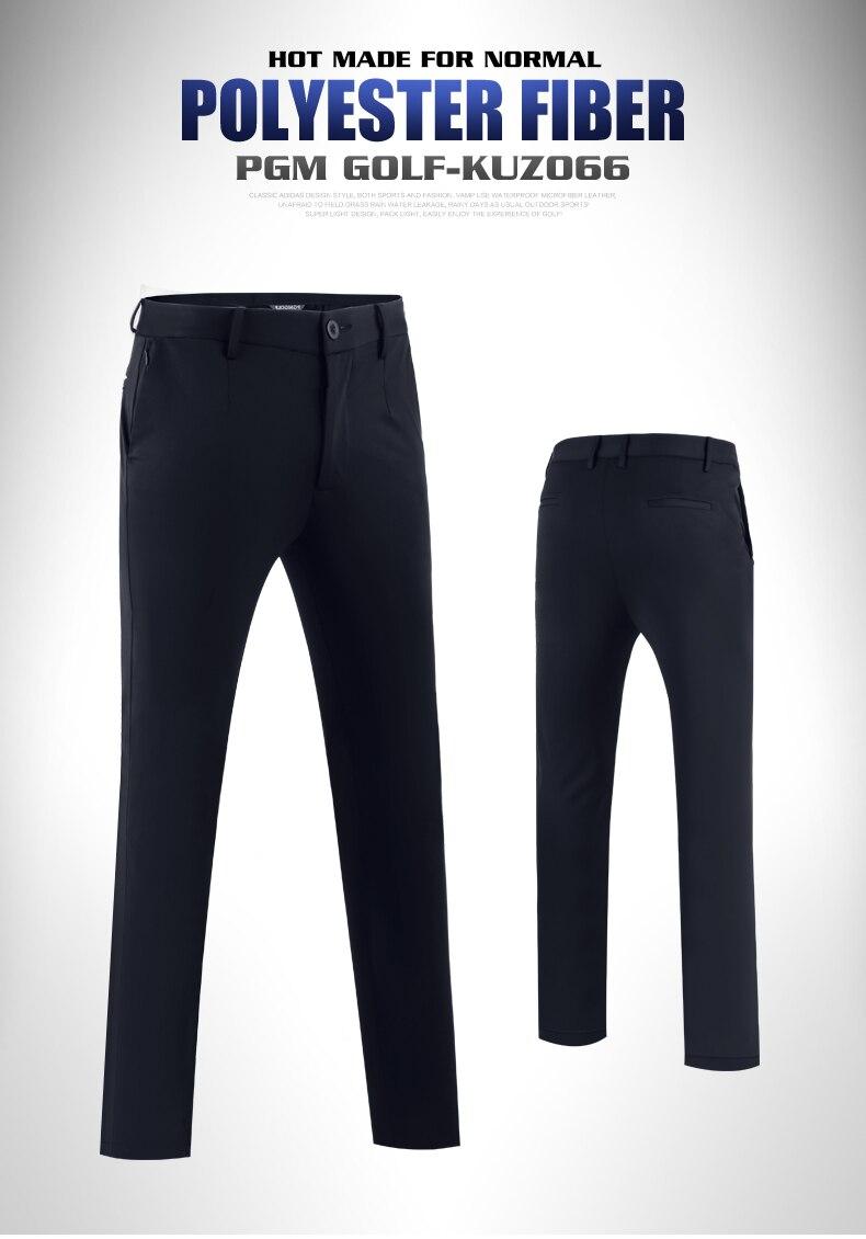Pgm 2020 novas calças de golfe dos