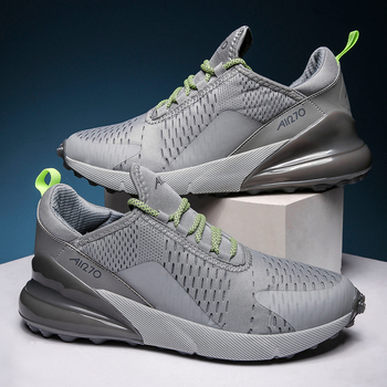 Zapatillas De correr De talla grande para Hombre, Zapatos deportivos con cojín...