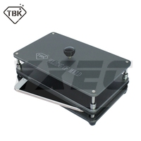 TBK new Universal pressure mold Frame Dispensing Laminating Protecting Mould With Middle Frame Laminating holding of mould