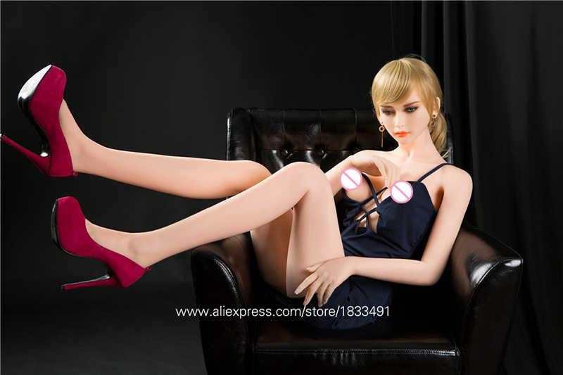 170Cm Top Kwaliteit Japanse Siliconen Sex Poppen Realistische Reborn Volwassen Liefde Pop Mannequins Echte Kut Seksuele Speelgoed Voor Mannen