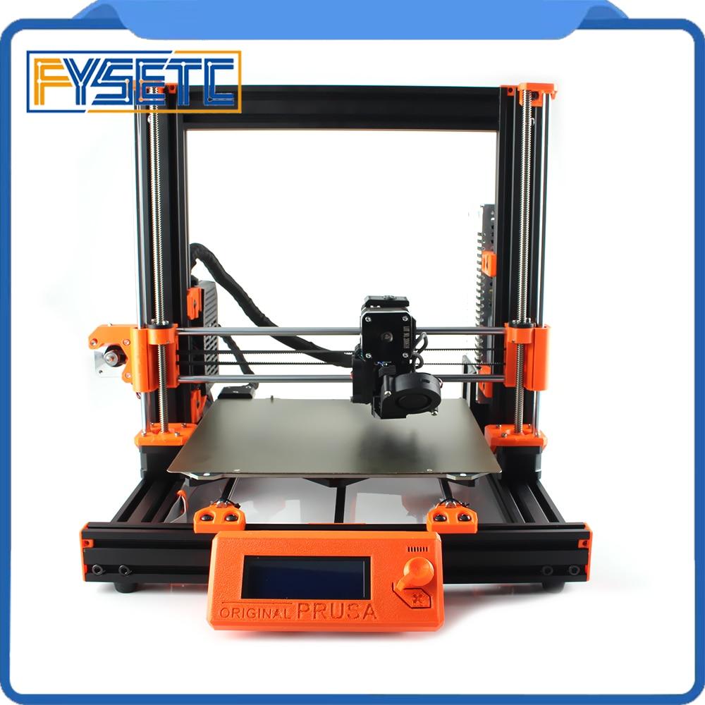 Clone Prusa i3 MK3S Printer Full Kit 3D Printer DIY Bear MK3S Including Einsy-Rambo Board Prusa i3 M