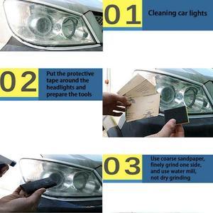 30 мл Высокое качество фар автомобиля Анти Царапины агент грузовая фара чистым при восстановлении протектора спрей Авто продукт автомобильные аксессуары TSLM2| |   | АлиЭкспресс