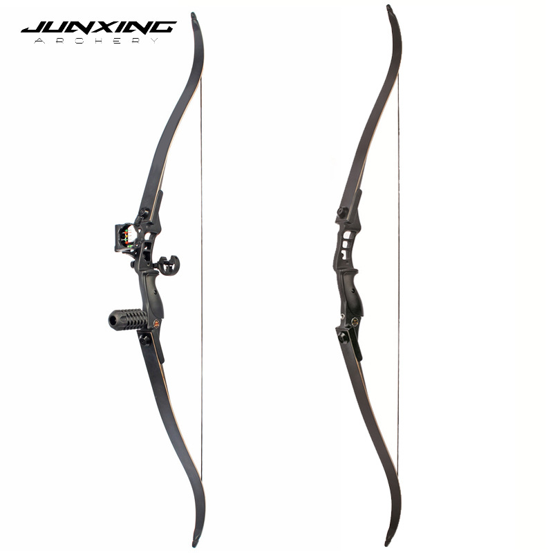 High Quality 54 Inch Recurve Bow 30-50 Lbs F177 Bow American Hunting Bow For Outdoor Sport Hunting Archery Longbow