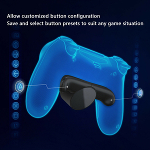 Image 3 - Gamepad Back Button Attachment with 3.5mm Audio Interface for Sony PlayStation 4 PS4 DualShock 4 Wireless Controller Accessories