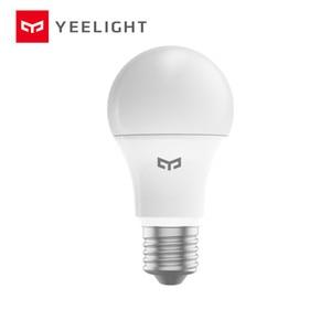 Image 2 - Yeelight LED Birne Kalt Weiß 5W /7W Birne 6500K E27 Lampe Licht Lampe 220V für decke Lampe/Tisch Lampe/Scheinwerfer