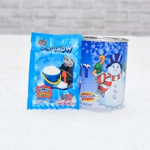 1 Pack Artificial Snow Instant Fluffy Snowflake Powder Festival frozen Party supplies christmas decorations home Wedding F