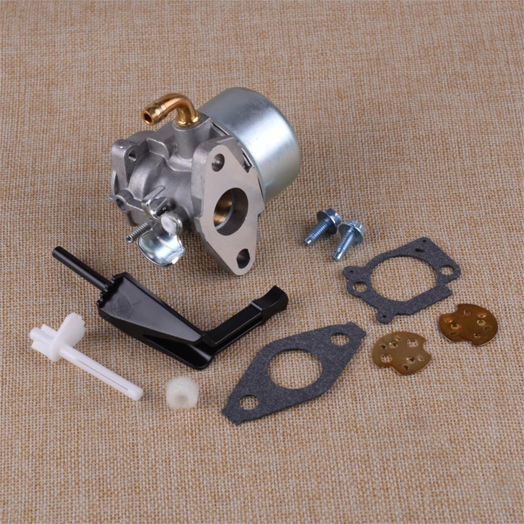 LETAOSK Durable Carburetor Kit Replacement Fit For Briggs & Stratton 591299 798650 698474 791991 Lawn Mower
