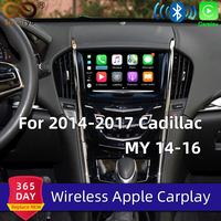 Sinairyu Wireless Apple Carplay For Cadillac XTS ATS SRX CTS XT5 2014 2019 Android Auto Apple Mirror iOS Wifi Car Play Airplay