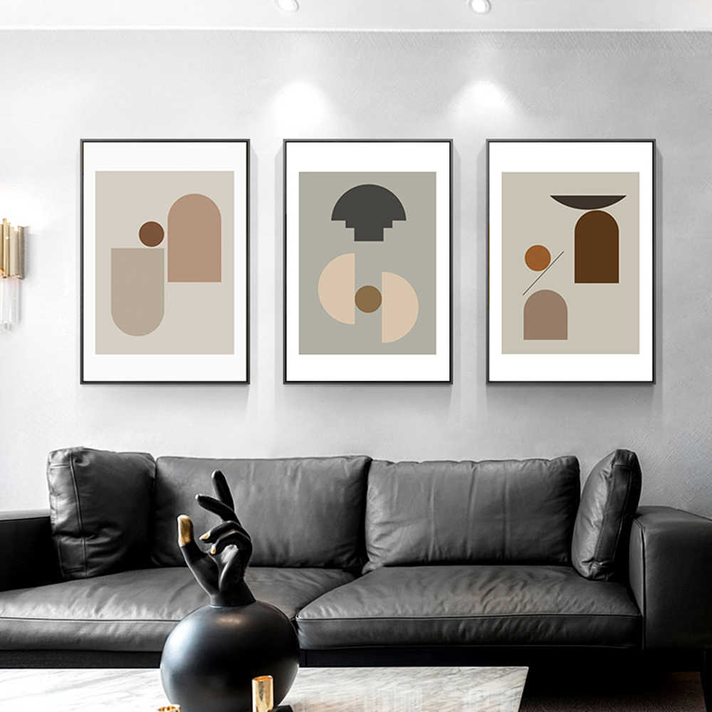 Nordic Simple Modern Painting Posters And Prints Wall Art Canvas Painting Wall Pictures Baby Girl Baby Boy Room Wall Decor