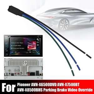 Автомобильный стояночный тормоз, микроимпульсный Bypass, видео в Motion интерфейс для моделей PIONEER AVH, AVH-P, MVH и DVH