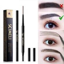 Eyebrow-Enhancers-Eyes Makeup Professional Brow Sketch Natural Waterproof Utmost-Fine