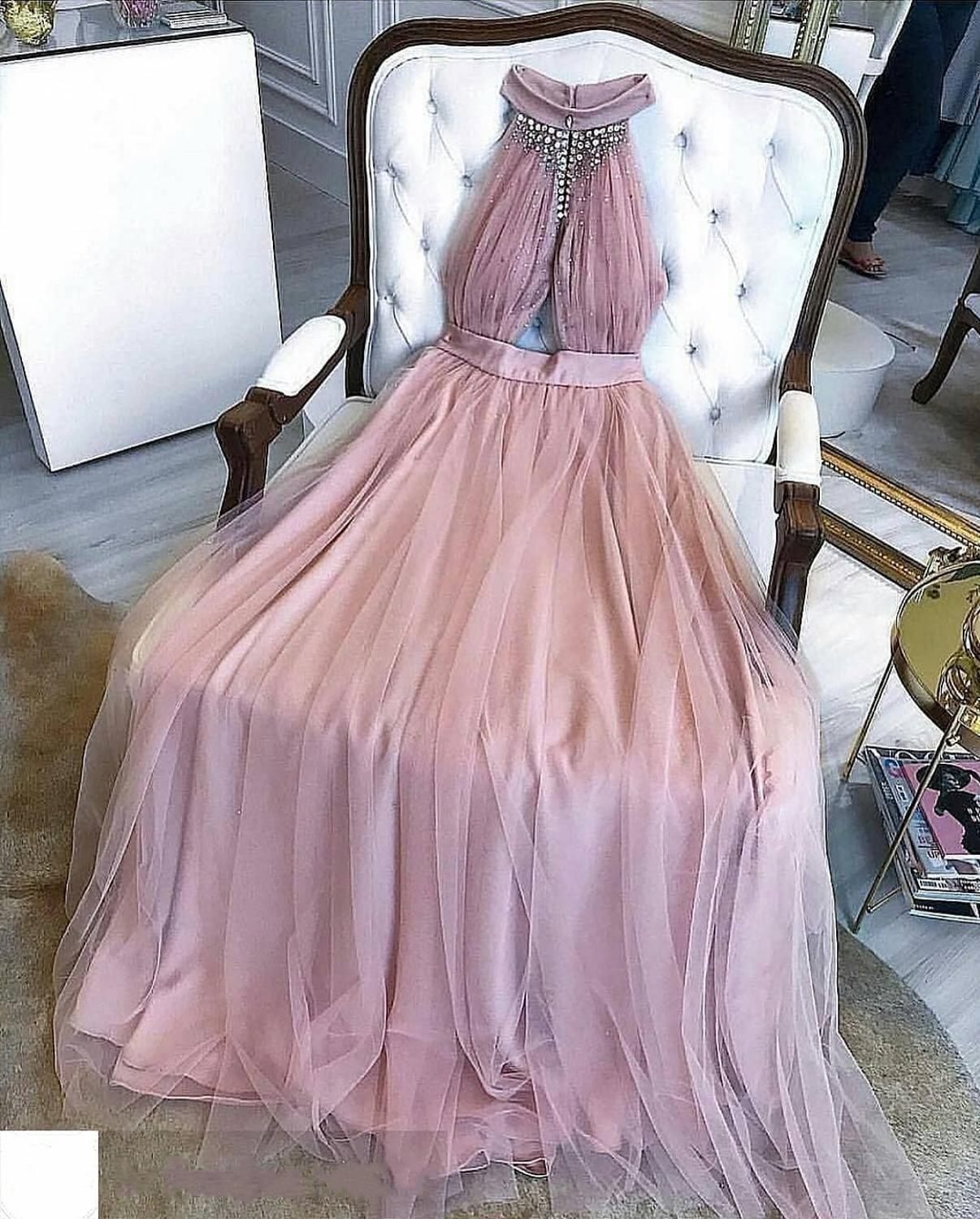 Evening Formal Dress Long Party Gown 2019 Prom Cocktail Dresses Evening Abendkleider Robe De Soiree