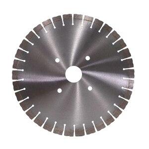 Image 2 - RIJILEI 350 MM Diamant snijden zaagblad voor graniet marmer steen beroep cutter blade Beton snijden circulaire Snijgereedschap