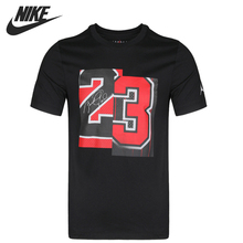 Original New Arrival NIKE AS M JSW TEE SLASH 23 Men's T-shirts short sleeve Spor