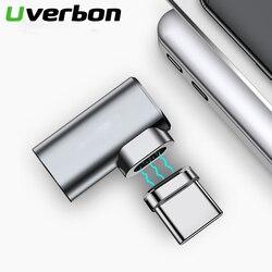 87 ワット 4.3A 磁気 USB C アダプタ Macbook Pro の 90 肘の Usb タイプ C 充電コネクタ Usb アダプタ USB C 充電器