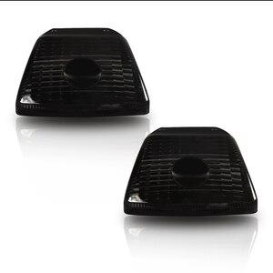 Image 4 - IJDM Glossสีดำด้านหน้าโคมไฟสำหรับ1986 18 Mercedes W463 G Class G500 G550 G55 g63 G65,OE Specเปลี่ยน