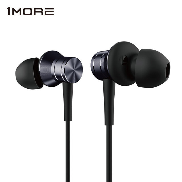 1 יותר E1009 בוכנה מתכת סטריאו אוזניות באוזן Wired אוזניות אוזן ניצנים עם 3.5mm אוזניות