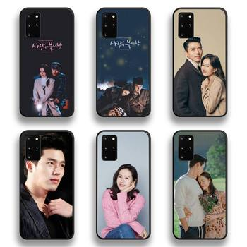 Son Ye Jin Hyun Bin Phone Case For Samsung Galaxy S20 FE plus Ultra S6 S7 edge S8 S9 plus S10 5G lite 2020 image