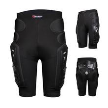Мотоциклетные брюки для езды на мотоцикле защитные брони брюки-Выберите размер