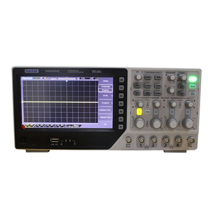 Image 1 - Hantek DSO4254C Digital Oscilloscope 4 Channels 250Mhz LCD PC Handheld Portable USB Oscilloscopes +EXT+DVM+Auto range function