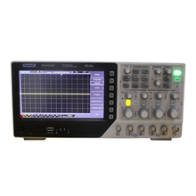 Hantek DSO4254C Digitale Oscilloscoop 4 Kanalen 250Mhz LCD PC Handheld Draagbare USB Oscilloscopen + EXT + DVM + Auto range functie